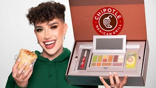 CHIPOTLE Launched A Makeup Line?! 🌯 Honest Review!