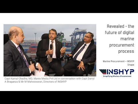 Revealed - The Future of Digital Marine Procurement Process