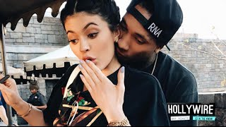 Kylie Jenner Pregnant With Tyga's Baby?!