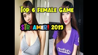 TOP 6 BEST FEMALE GAME STREAMER IN THE PHILIPPINES - Ryan GamerTv
