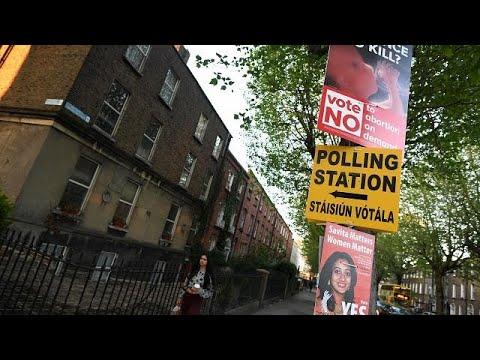 Irish abortion referendum Tweets point to gender divide | The Cube