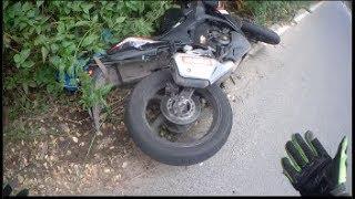 DHAKA-RANGAMATI-DHAKA | accident | motovlog| bike tour