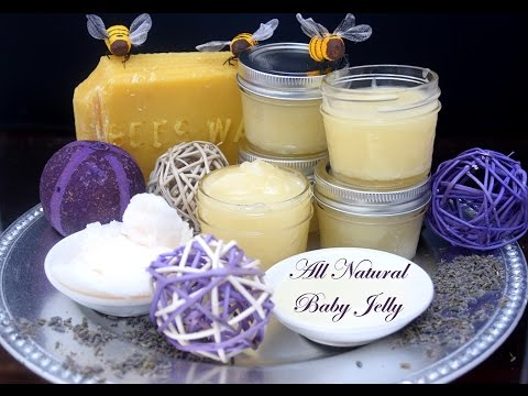 Tutorial ALL NATURAL BABY CASTOR JELLY!!!