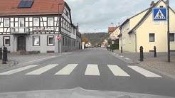 Neckarelz Mosbach Diedesheim BRD Deutschland 23.10.2015