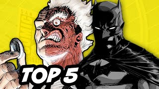 Gotham Episode 9 Harvey Dent - TOP 5 Batman Easter Eggs