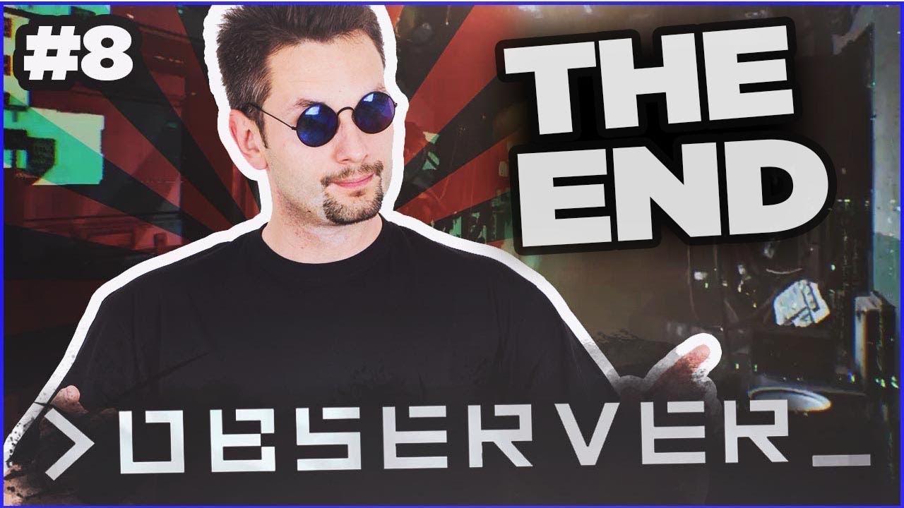 OBSERVER #8 | Syn synowi synem | THE END