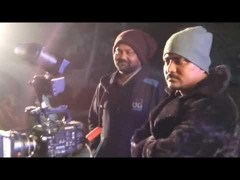 Jai bholye Maya ma dolye cg movie making...........in achankpur..... Patan me