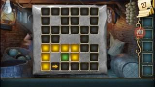 27 Level - Escape Mansion of Puzzles Walkthrough  (100 Дверей Дом головоломок) прохождение