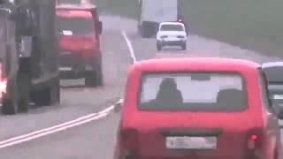 Менты тупят при аварии! жесть!!...