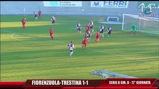 Serie D Girone D Fiorenzuola-Trestina 1-1