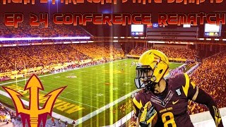 NCAA 14 XBOX 360 DYNASTY MODE I CONFERENCE CHAMPS REMATCH I EP 24