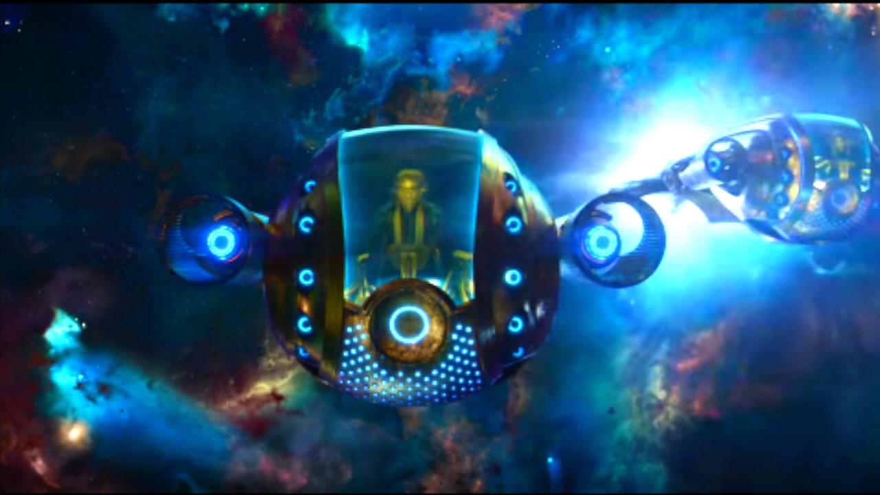 Guardians Galaxy Vol 2 Ship