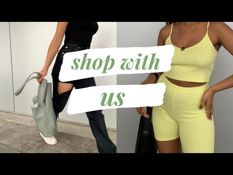 Shop With Us!! | Aritzia, Topshop, Urban Outfitters