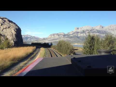 Cab Ride Through Jasper National Park