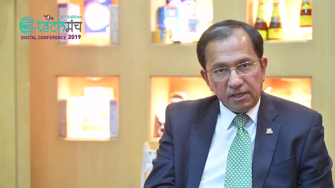Suresh Narayan, CEO &MD, Nestle at Techmach 2019