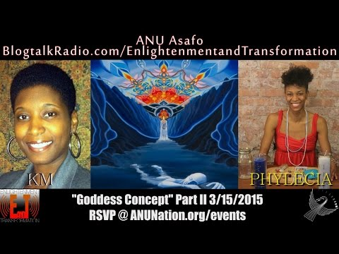 What makes a Queen or Goddess? - ANU Asafo