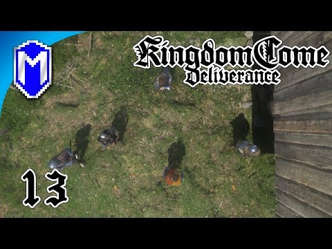 KCD - On The Scent, My Friend Timmy - Lets Play Kingdom Come: Deliverance Walkthrough Gameplay Ep 13
