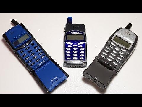 Нашел клад ! Ура ! Ретро телефоны Ericsson T29S, Ericsson T20E, Ericsson GF768