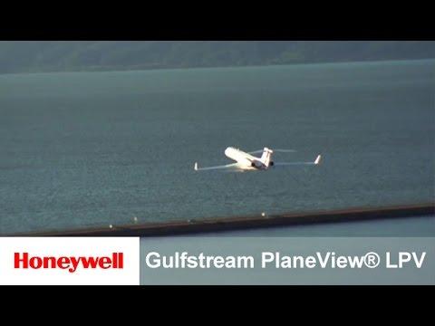 Honeywell Primus Epic® Gulfstream PlaneView® LPV(English Subtitles)   Training   Honeywell