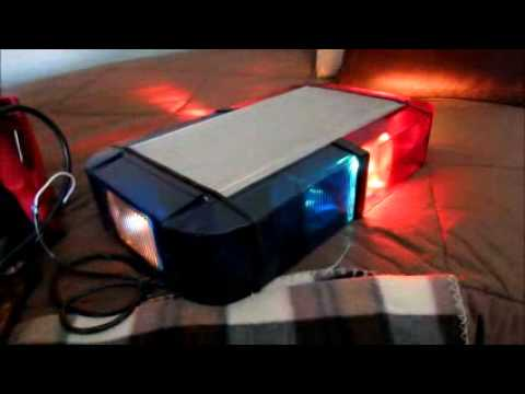 Whelen mini edge all halogen lightbar with flashers youtube whelen mini edge all halogen lightbar with flashers publicscrutiny Image collections