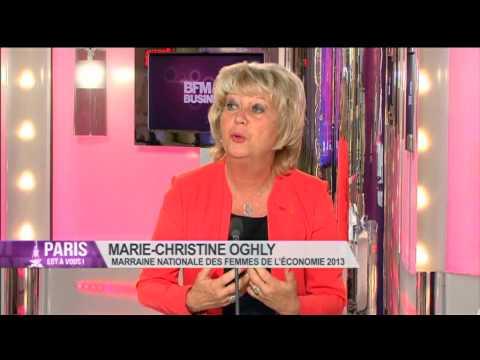 """Emission """"Paris est à vous"""" sur BFM Business"""