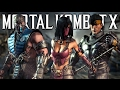 Mortal Kombat XL P17 TAKEDA MILEENA SUB ZERO ALL FATALITIES SECRET BRUTALITIES mp3