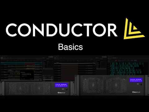 ConductorPro™ 2.0 - Basics