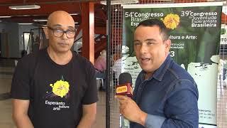 SagresTV: Começa nesta quinta-feira o 54º Congresso Brasileiro de Esperanto
