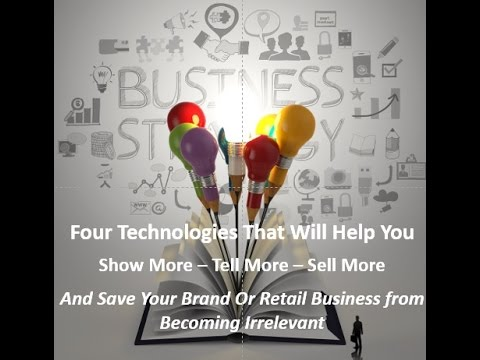 4 Technologies That Can Save Your Brand And/Or Your Brick An