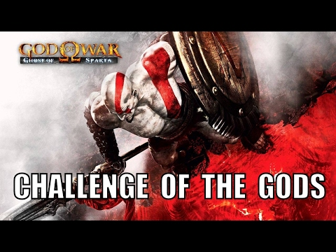 God of War: Ghost of Sparta - Challenge of the Gods