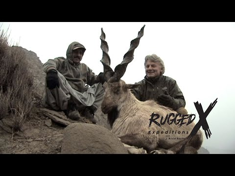 Suleiman Markhor Hunt with J. Alain Smith