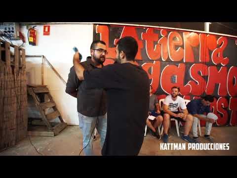 - GAMITO vs CHATO PRO - Semifinal BATALLA FERIA DE MALAGA
