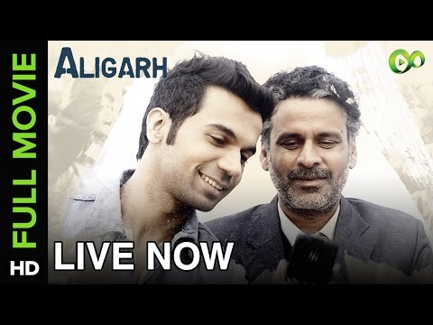 Aligarh | Full Movie LIVE on Eros Now | Manoj Bajpayee, Rajkummar Rao