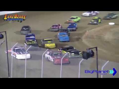 Pure Stocks Lake Ozark Speedway 7 13 19