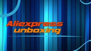Aliexpress Unboxing № 36, 37, 38