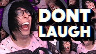 DON'T LAUGH CHALLENGE #1