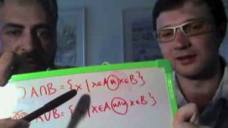 Множества, Математика