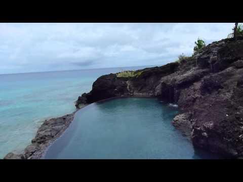 The Overwater Villa on Laucala Island, Fiji