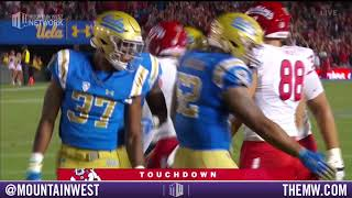 HIGHLIGHTS: Fresno State Bulldogs vs UCLA Bruins