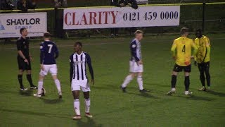 Highlights: Alvechurch 2-3 West Bromwich Albion U23's