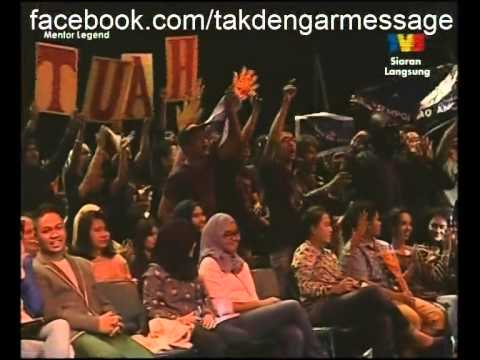 Mentor Legend 2014 - Secangkir Madu Merah (Tuah & Aina)