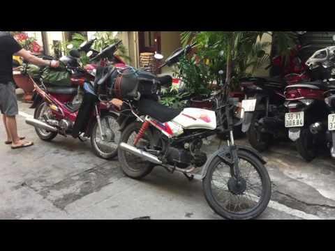 Travel blog: Ho Chi Minh City to Phan Tiet