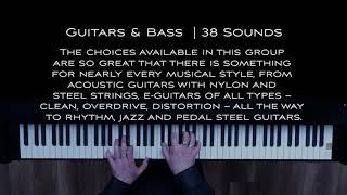 V3 Grand Piano XXL - Guitar Nylon & Slide Sound 25