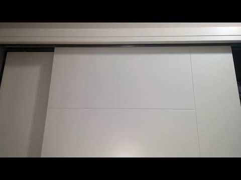 Fixing the off track sliding door