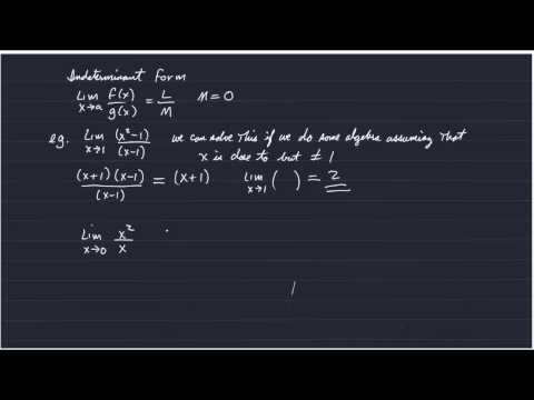 OCN/GG312: Limits and Derivatives I