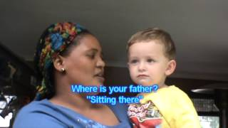 AMAZING TODDLER CAN SPEAK AFRICAN LANGUAGE
