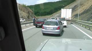 ДТП на трассе Седанка Патрокл
