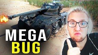 MEGA BUG - POJAZD KOŁOWY w Fail Compilation - World of Tanks