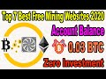 How To Earn Bitcoin 2019! ($BTC for FREE 🍭) - YouTube