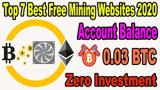 Free Bitcoin Earning Site 2020 | Earn 0.005 Btc Daily Without Investment | Live Payment Proof